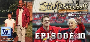 "Brian Schwarze, Stan ""the Man"" Musial's grandson joins Jim to talk about playing as a kid, in the minors, and working w/ Stan for a decade"