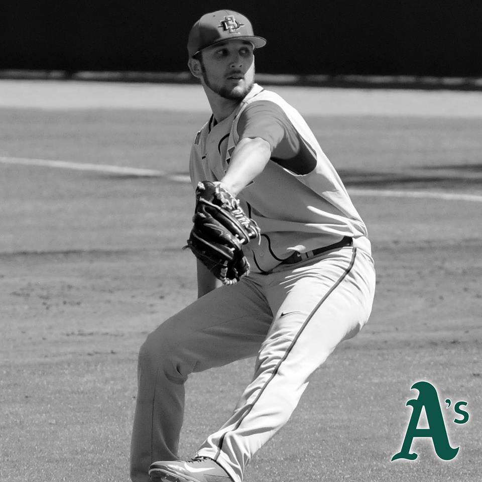 SDSU Star and Oakland A's Sixth Round Draft Pick Time Travels Back to 2006
